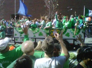 St. Pats Parade