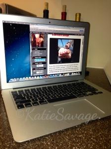I LOVE My new MacBook