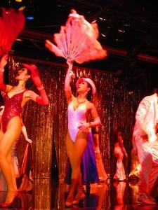 ladyboy show was FABULOUS!